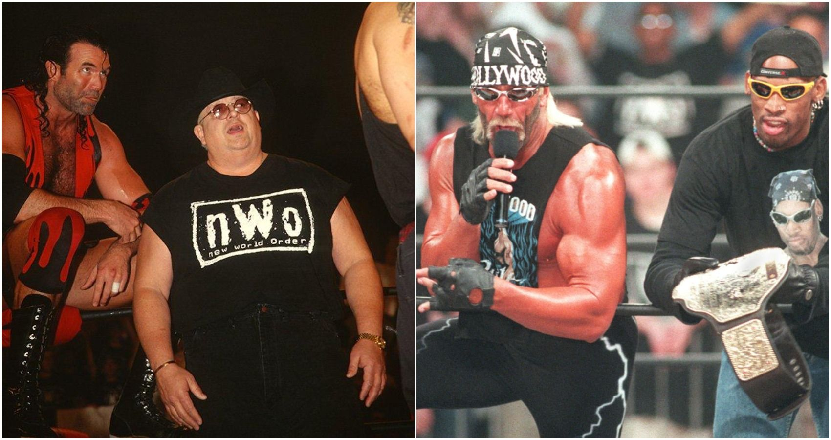 10 Great nWo Moments Fans Forgot About | TheSportster