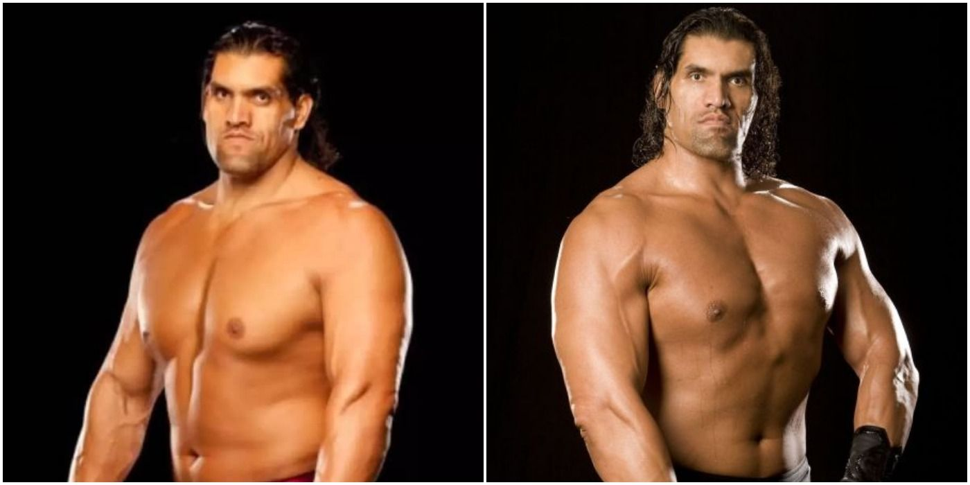 Every Version Of The Great Khali, Ranked From Worst To Best