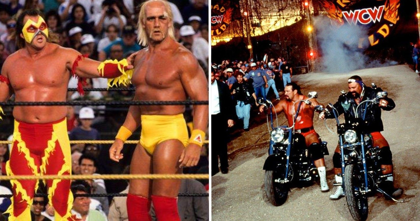 8 Outdoor Wrestling Shows You've Forgotten About   TheSportster