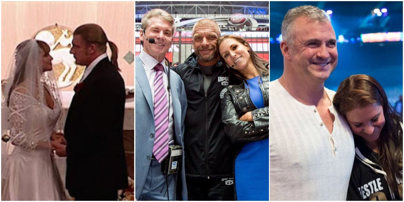 10 Things You Didn't Know About Triple H & Stephanie McMahon's Relationship