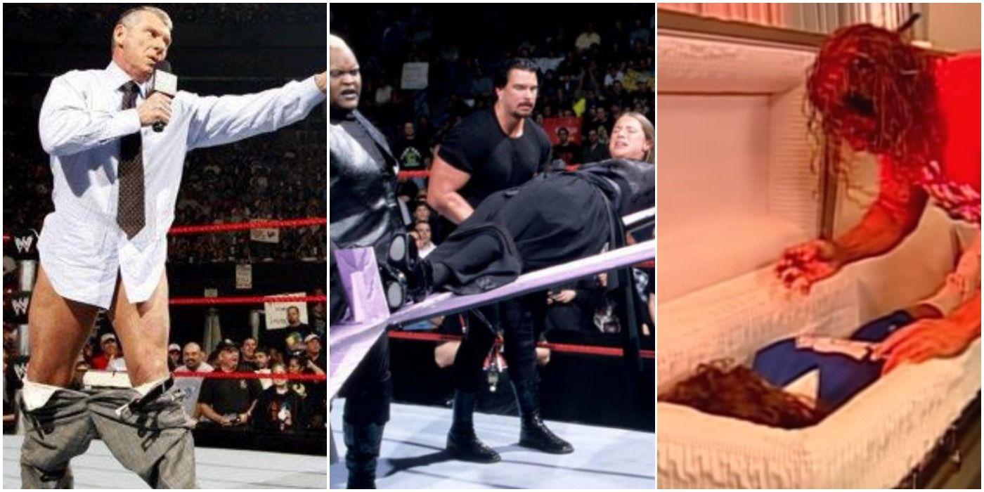 Triple H Vs Vince McMahon: Who Is The Most Evil McMahon?