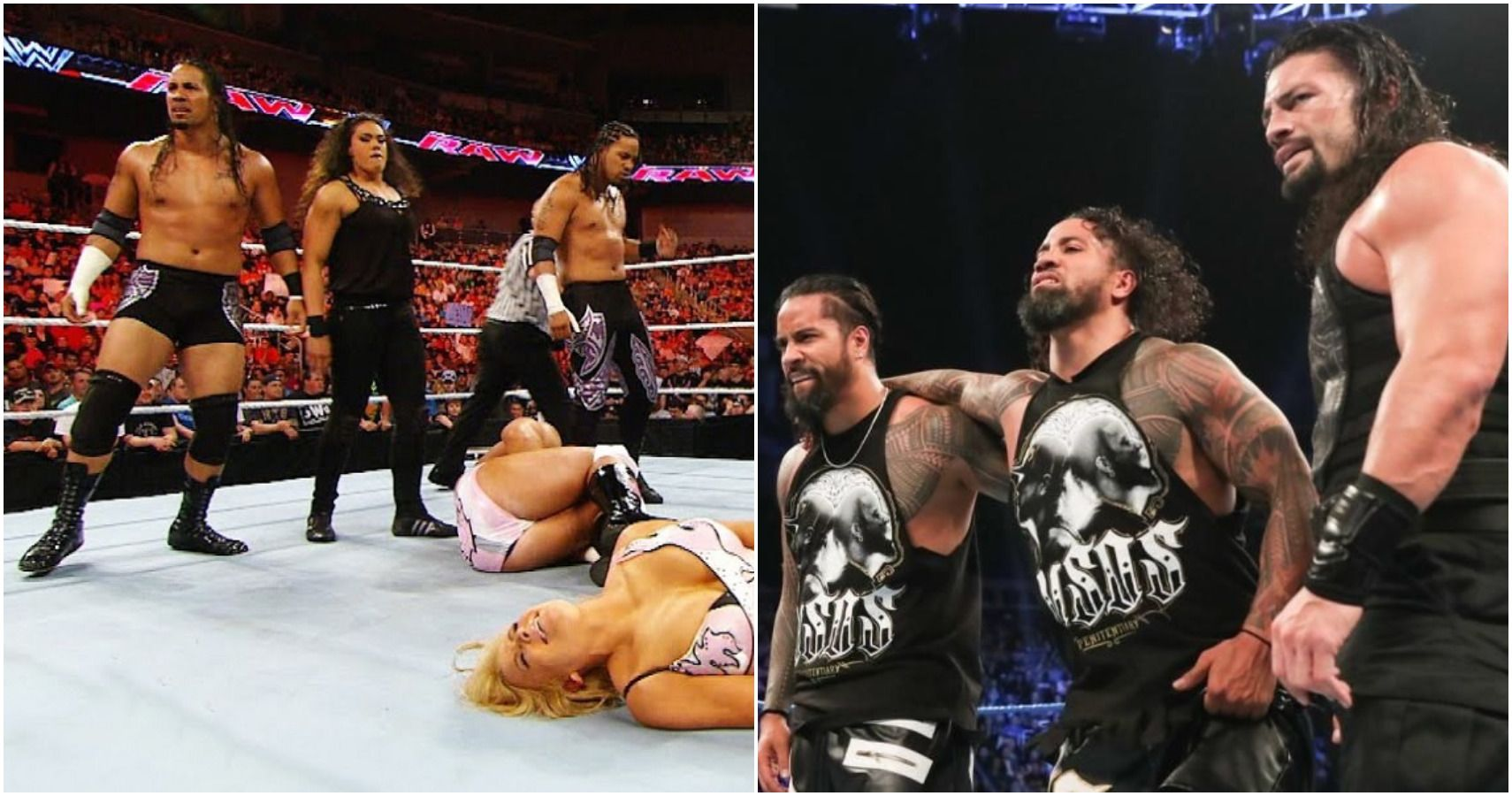 10 Backstage Stories About The Usos We Can't Believe