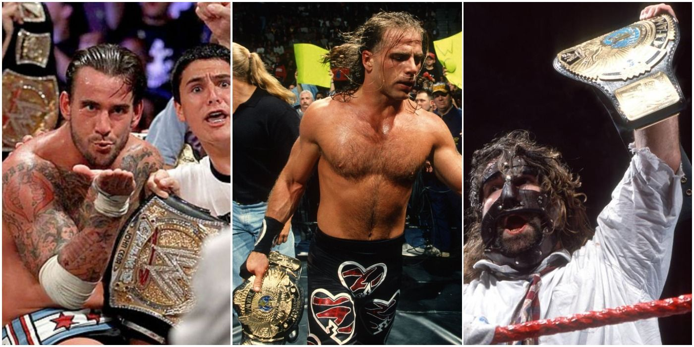 10 Most Important Title Changes In WWE History | TheSportster