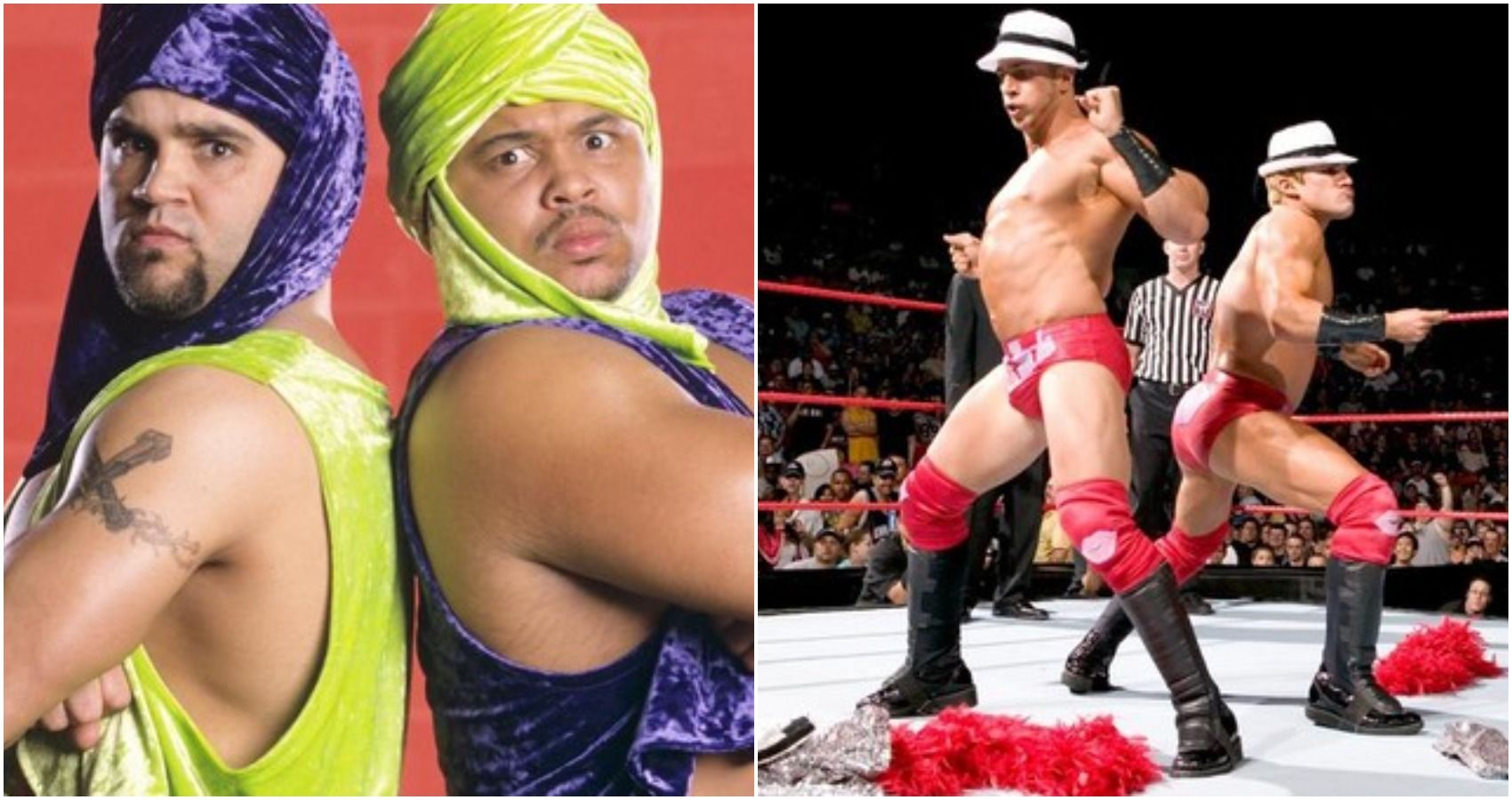 10 Worst Teams To Get A WWE Tag Team Title Shot | TheSportster