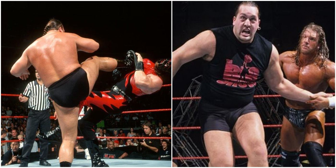 Big Show's First 10 WWE PPV Matches, Ranked   TheSportster