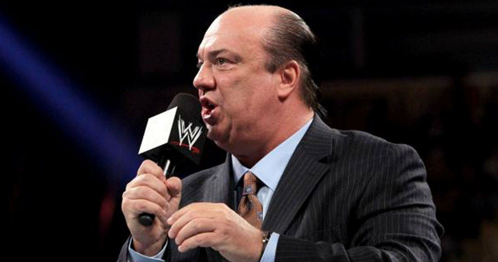 Paul Heyman Nominates Interesting Name For Next Year's WWE Hall Of Fame