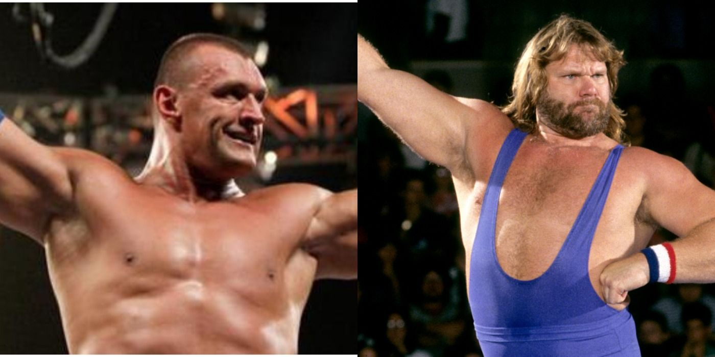 10 Past Wrestling Main Eventers Who Ended Their Careers As Jobbers