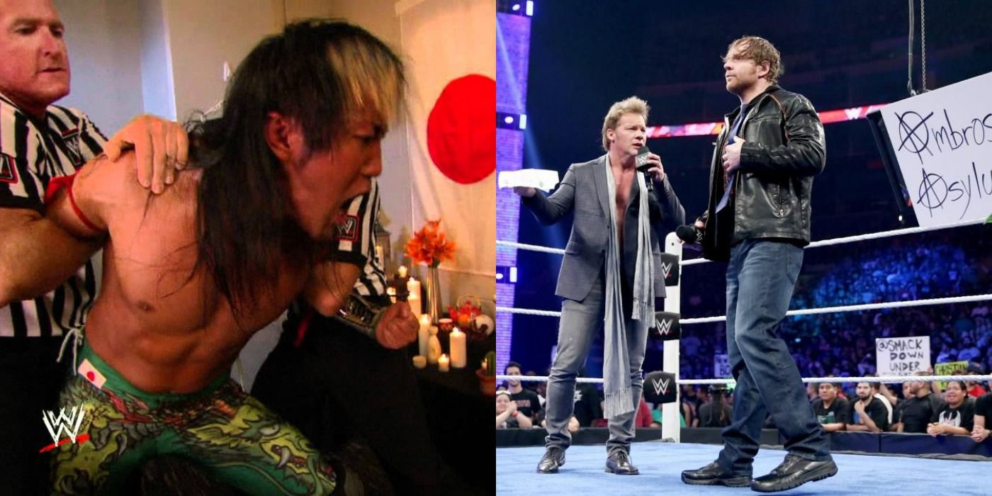 10 More Wrestling Feuds That Happened For Dumb Reasons