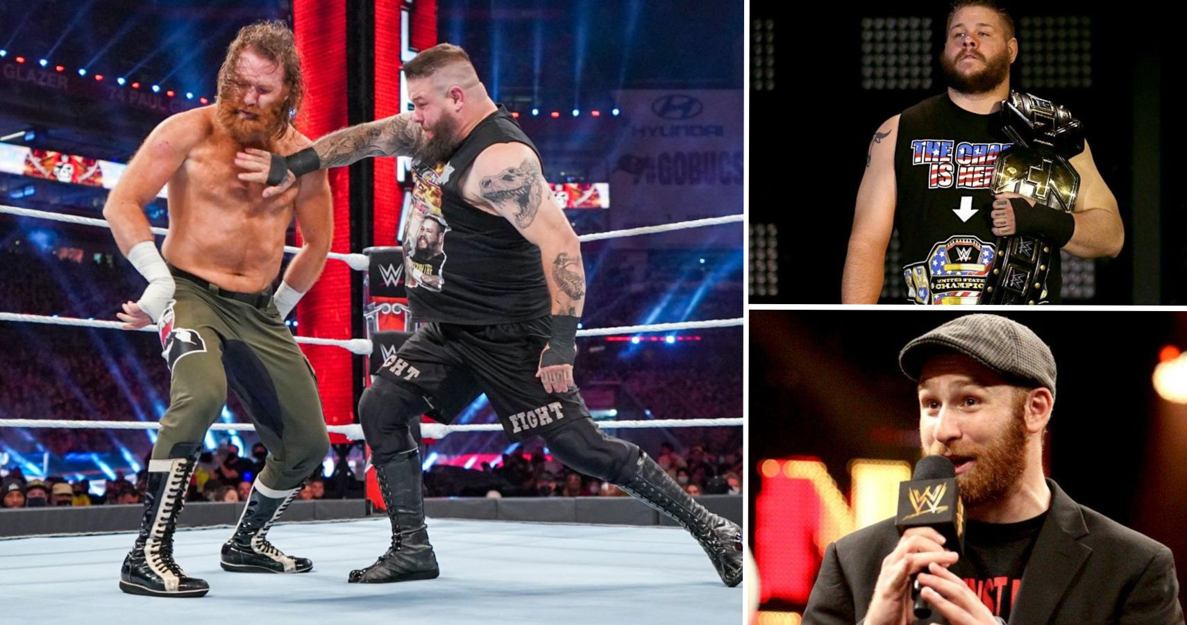 Role Reversal: How Kevin Owens and Sami Zayn Flipped Their Babyface And Heel Dynamic