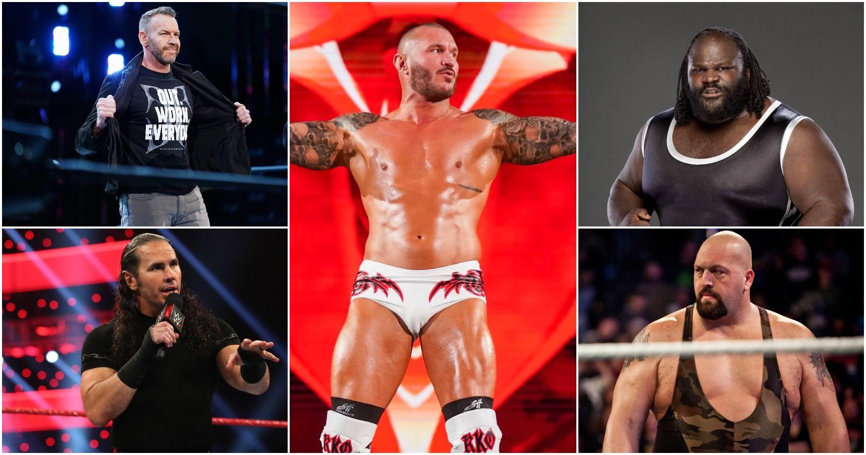 Randy Orton's Run Of Sending WWE Superstars To AEW Continues