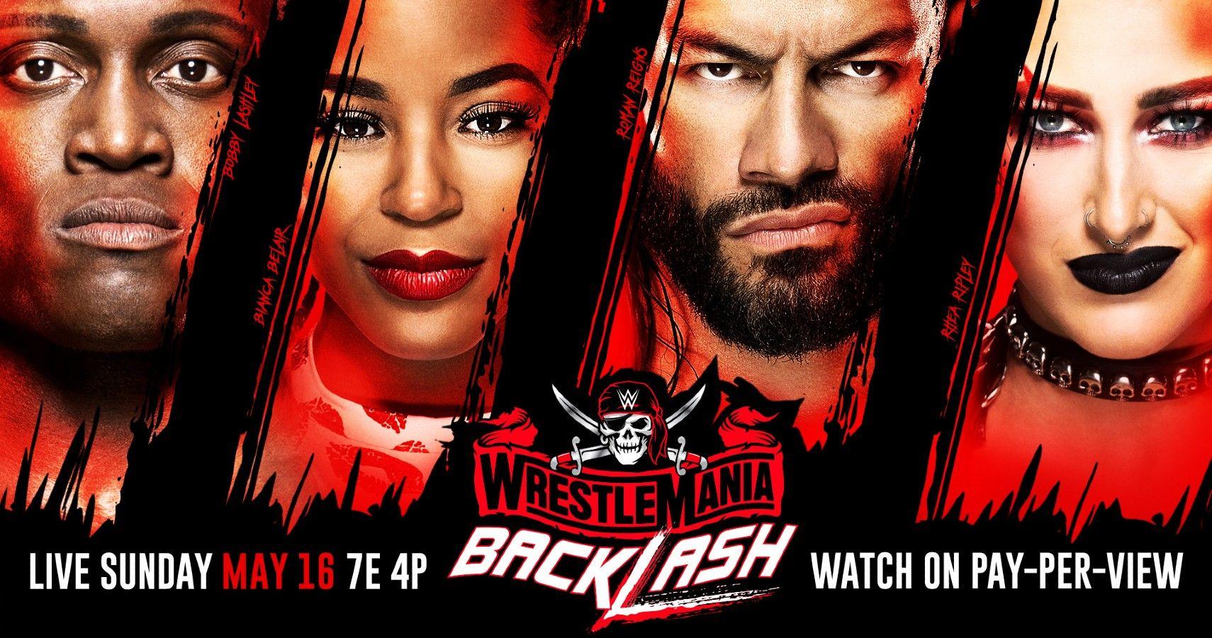 WWE WrestleMania Backlash 2021 Predictions | TheSportster