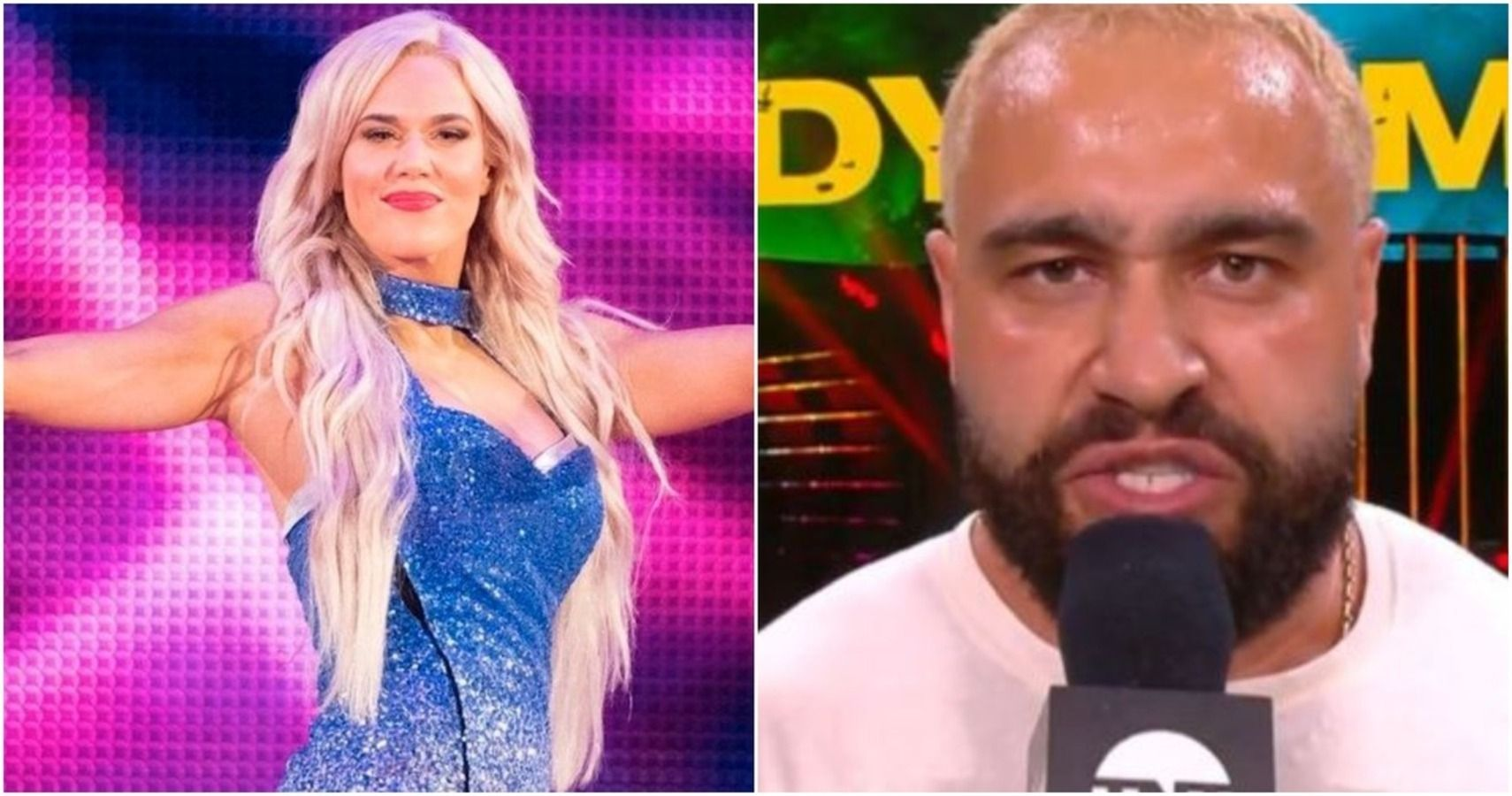 Lana Reveals Miro's Reaction To His WWE Release   TheSportster