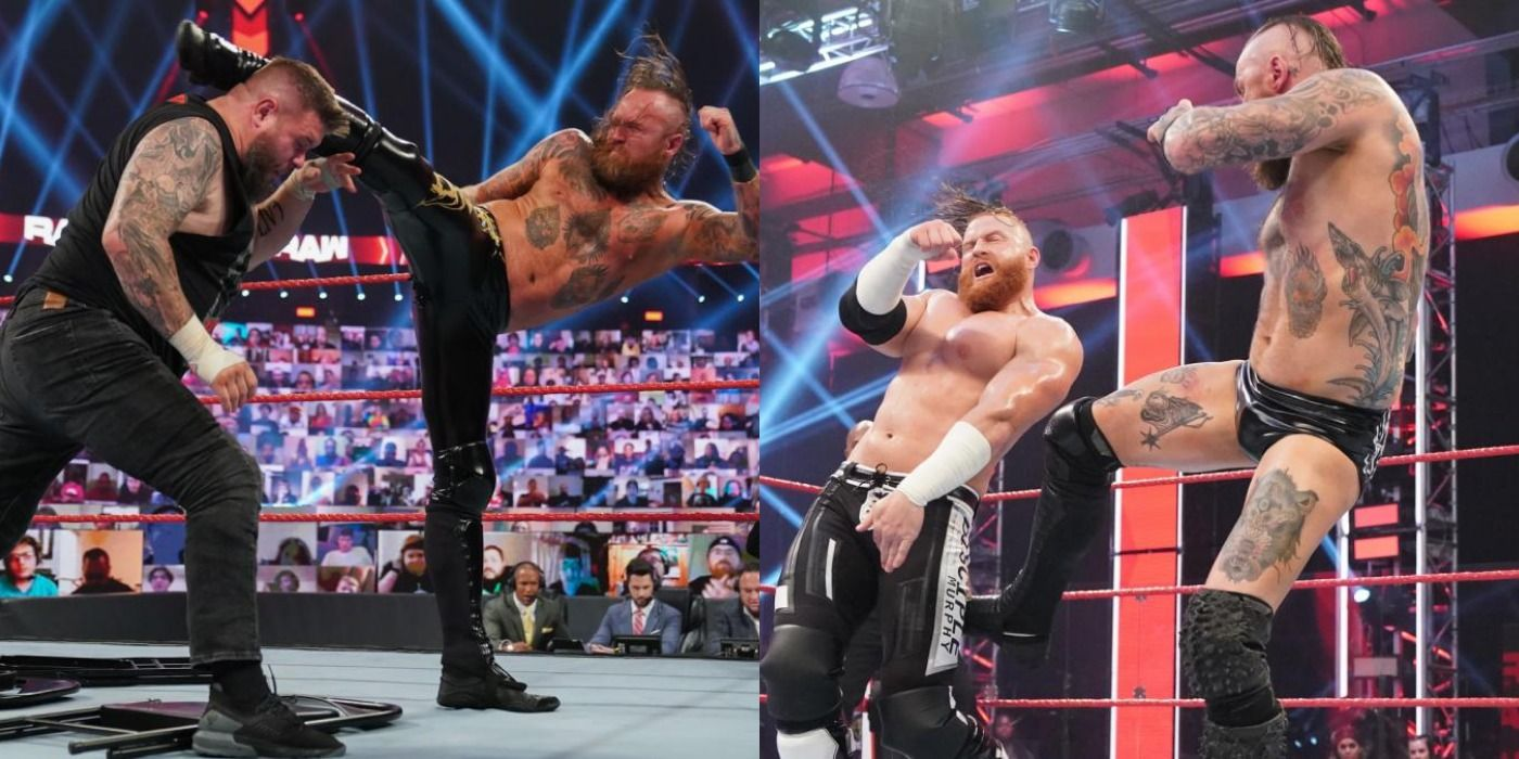 Aleister Black's Final 10 WWE Matches, Ranked | TheSportster