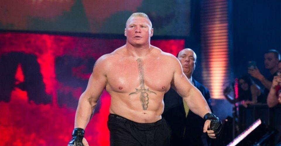 [Report] Backstage Update On Brock Lesnar's WWE Status