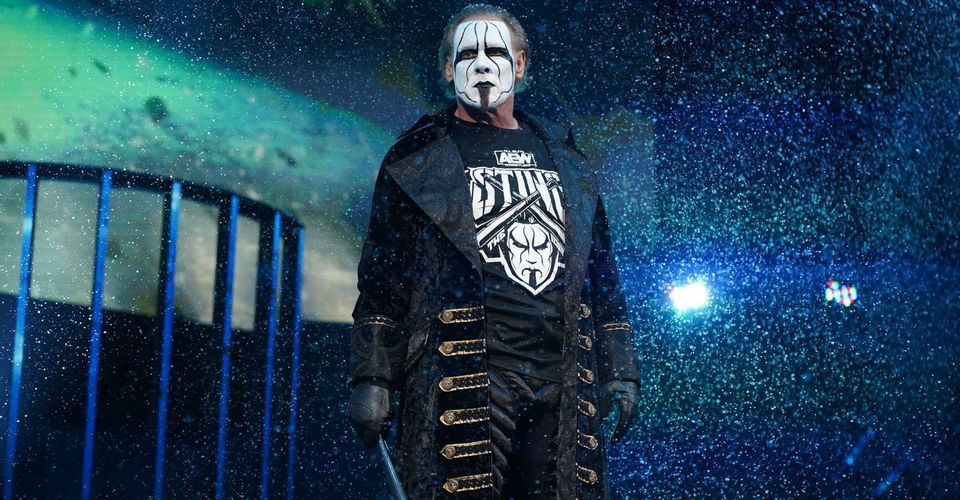 Sting Should Not Be This Good In AEW At 62 Years Old