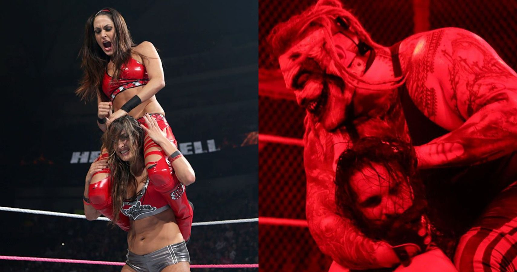 10 Worst Matches In Hell In A Cell PPV History | TheSportster