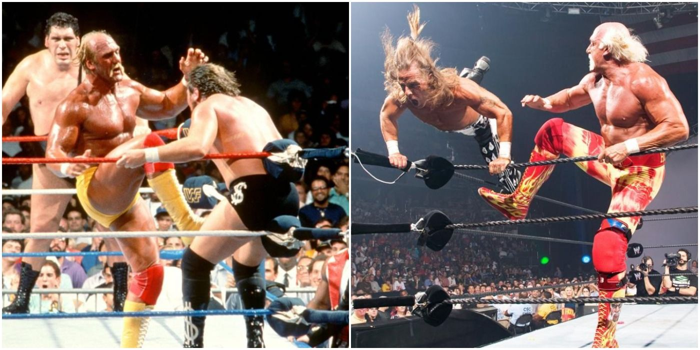 Every Hulk Hogan Match At SummerSlam, Ranked From Worst To Best