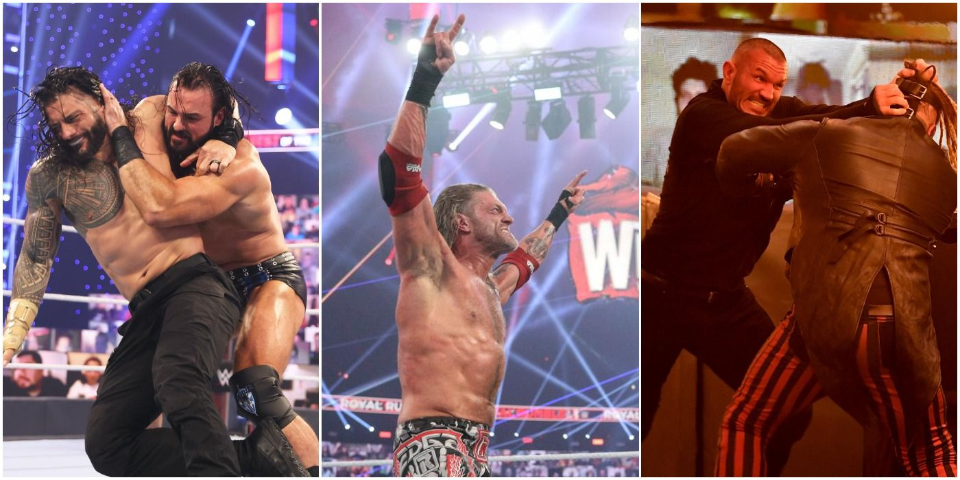 Every PPV Main Event From The WWE ThunderDome, Ranked From Worst To Best