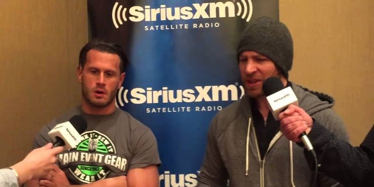 Motor City Machine Guns Improves Impact Wrestling— Chris Sabin and Alex Shelley Collaboration