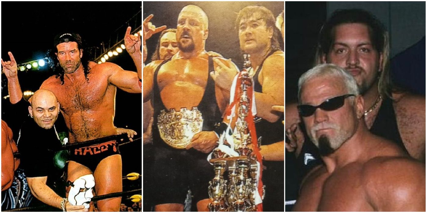 WCW vs. nWo: 10 Things Most Fans Don't Realize About Their Rivalry