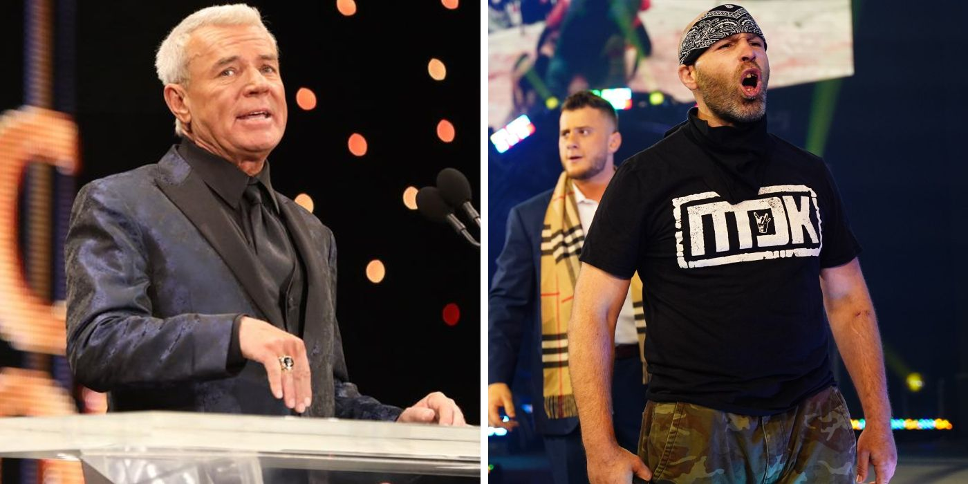 Eric Bischoff Thinks Deathmatch Wrestling Is 'Bad For The Industry'