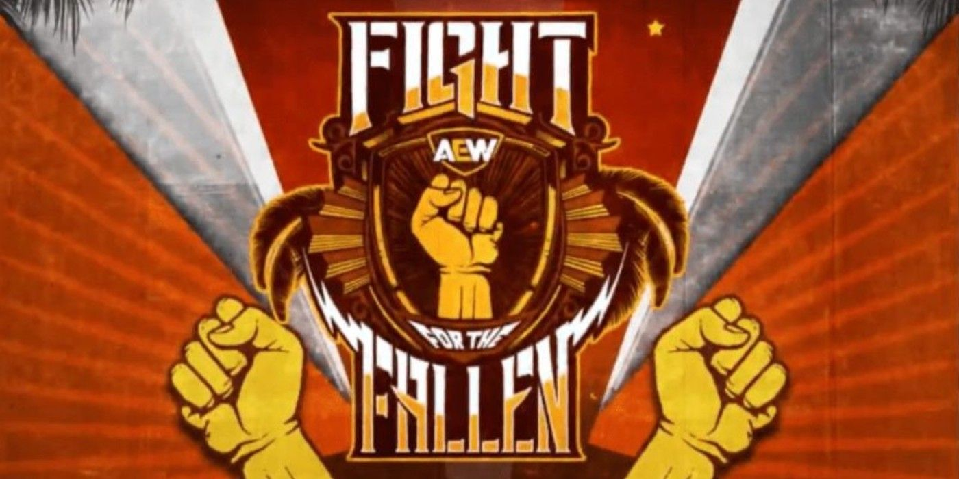 Watch AEW Fight For The Fallen Dynamite 7/28/21