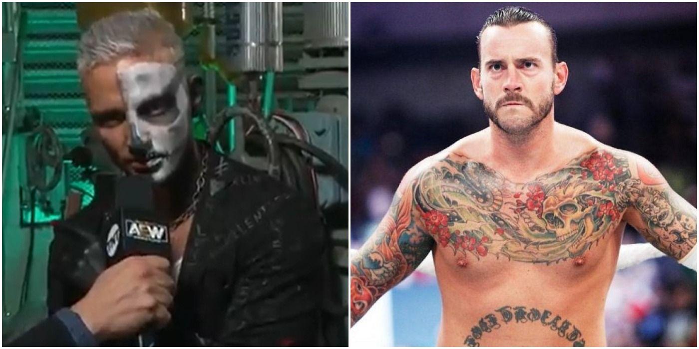Darby Allin Teases CM Punk's Arrival In AEW On Dynamite