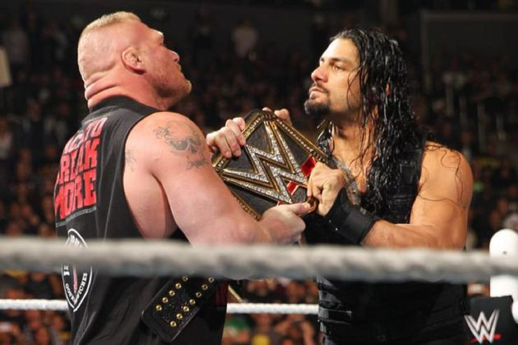 Finally, Roman Reigns vs Brock Lesnar Finally Has Proper Hype Behind It - cover