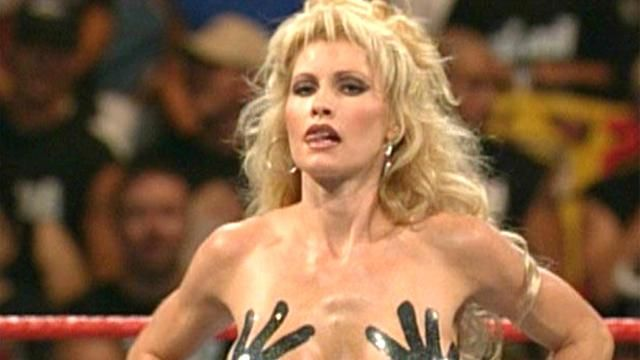 Amazing Moments WWE Wrestlers Bared it All